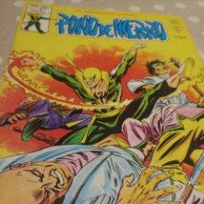 Comics : PUÑO DE HIERRO VERTICE, NÚM 21. Lote 196117205