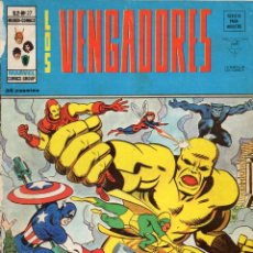 Cómics: LOS VENGADORES - VOL.2 - Nº.27 - VERTICE. Lote 196186670