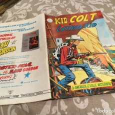 Cómics: KID COLT Y LATIGO KID Nº 7 LA AMENAZA DEL VALLE MISTERIOSO - MUNDICOMICS. Lote 196511701
