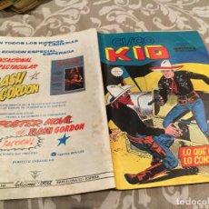 Cómics: CISCO KID - Nº 13 LO QUE QUIERO LO CONSIGO - MUNDICOMICS. Lote 196512868