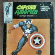 Cómics: CAPITAN AMERICA № 25 - LOS COLORES DEL MAL - EDICIONES VERTICE. Lote 196525026