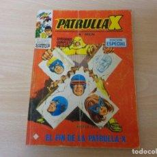 Cómics: PATRULLA X: MARVEL COMICS GROUP. EDICIONES INTERNACIONALES Nº 20. VÉRTICE. Lote 196532582