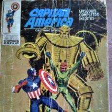 Cómics: CAPITAN AMERICA № 24 - EL GRAN SUEÑO - EDICIONES VERTICE.. Lote 196547936
