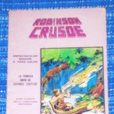 Cómics: VENDO CÓMIC (ROBINSÓN CRUSOE), VER MAS FOTOS.. Lote 196549607