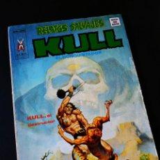 Comics : BUEN ESTADO RELATOS SALVAJES 16 VERTICE KULL. Lote 196633057