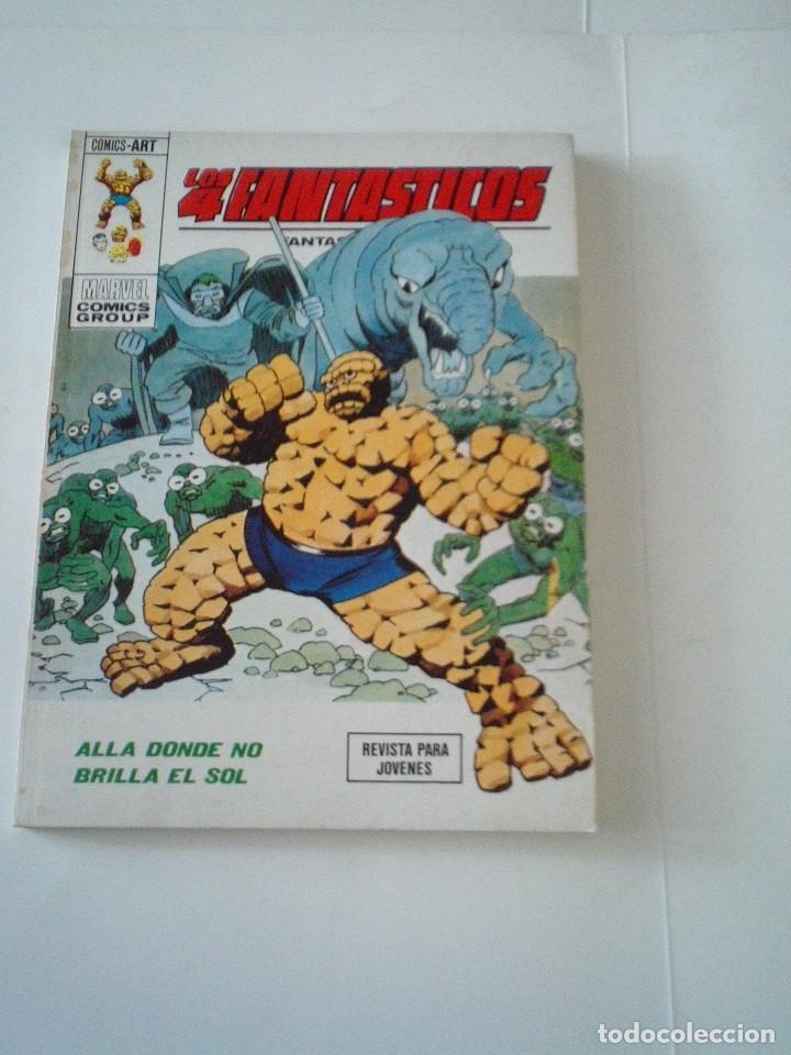 LOS 4 FANTASTICOS - VERTICE - VOLUMEN 1 - NUMERO 63 - BUEN ESTADO - CJ 113 - GORBAUD (Tebeos y Comics - Vértice - 4 Fantásticos)