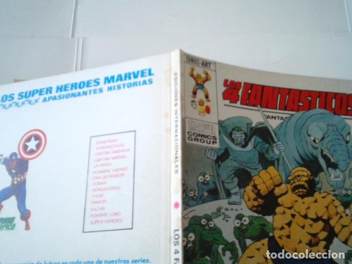 Cómics: LOS 4 FANTASTICOS - VERTICE - VOLUMEN 1 - NUMERO 63 - BUEN ESTADO - CJ 113 - GORBAUD - Foto 6 - 196727545