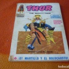 Cómics: THOR VERTICE TACO VOL. 1 Nº 2 EL MARTILLO Y EL HOLOCAUSTO 1970. Lote 196889467