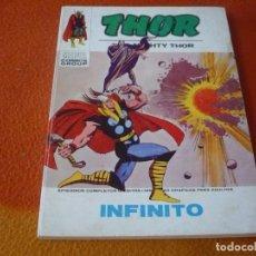 Cómics: THOR VERTICE TACO VOL. 1 Nº 38 INFINITO ¡BUEN ESTADO! 1974. Lote 196890396