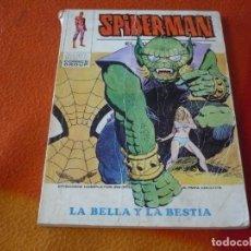 Cómics: SPIDERMAN VERTICE TACO VOL. 1 Nº 46 LA BELLA Y LA BESTIA 1972. Lote 196951093