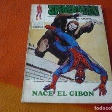 Cómics: SPIDERMAN VERTICE TACO VOL. 1 Nº 49 NACE EL GIBON 1972. Lote 196951201