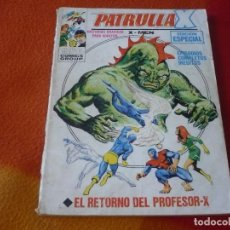 Cómics: LA PATRULLA X VERTICE TACO VOL. 1 Nº 30 EL RETORNO DEL PROFESOR X X MEN. Lote 196967208