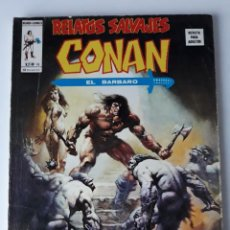 Comics : RELATOS SALVAJES VOL.2 Nº 18 - CONAN. Lote 196967237