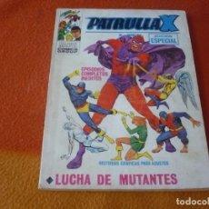 Cómics: LA PATRULLA X VERTICE TACO VOL. 1 Nº 25 LUCHA DE MUTANTES 1972 X MEN. Lote 196967456