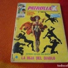 Cómics: LA PATRULLA X VERTICE TACO VOL. 1 Nº 22 LA HIJA DEL DIABLO 1969 X MEN. Lote 196970158