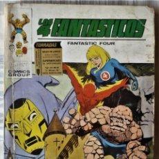 Cómics: LOS 4 FANTASTICOS V.1 Nº 42. Lote 197071368