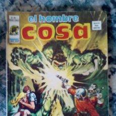 Cómics: EL HOMBRE COSA VOL 1 NÚM 5. VÉRTICE. Lote 197095906