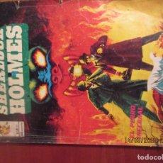 Cómics: RELATOS SALVAJES. SHERLOCK HOLMES. EL PERRO INFERNAL. EDICIONES VERTICE. Nº 36. 1974.. Lote 197149732