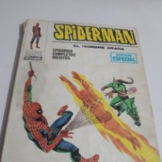 Cómics: VERTICE : SPIDERMAN Nº 8 - EL HOMBRE ARAÑA - CONTRA EL DUENDECILLO VERDE - AÑO 1972 REF. GAR 288. Lote 197155980
