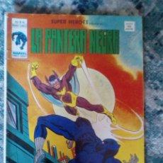 Comics : SUPER HÉROES. LA PANTERA NEGRA VOL 2, NÚM 81. VÉRTICE. Lote 197168597