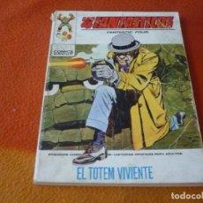 Fumetti: LOS 4 FANTASTICOS VERTICE TACO VOL. 1 Nº 40 EL TOTEM VIVIENTE. Lote 197187152