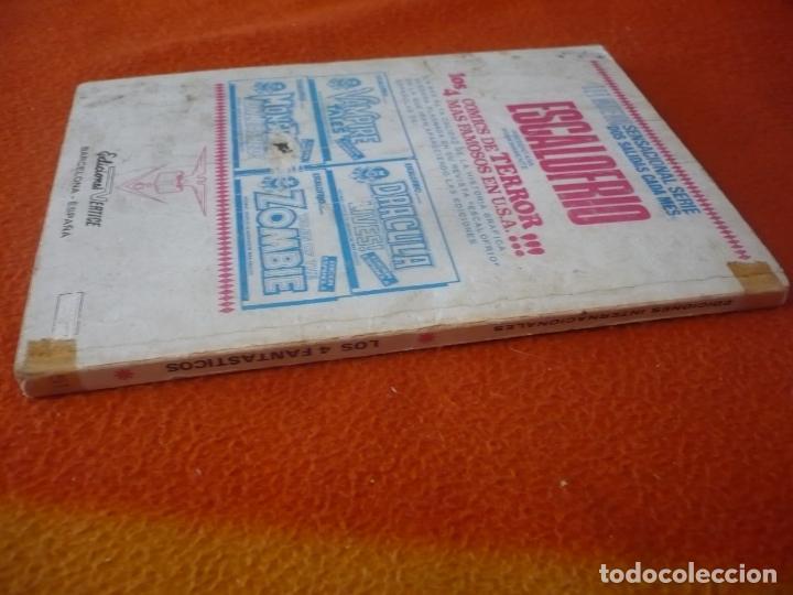 Cómics: LOS 4 FANTASTICOS VERTICE TACO VOL. 1 Nº 51 GUERRA CONTRA NAMOR 1973 - Foto 2 - 197188342