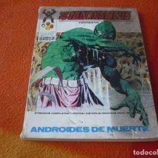 Cómics: LOS 4 FANTASTICOS VERTICE TACO VOL. 1 Nº 48 ANDROIDES DE MUERTE 1972. Lote 197208821