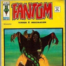 Comics: FANTOM V.2 Nº 14 - TERROR E IMAGINACION - VERTICE 1975 - BIEN CONSERVADO. Lote 197236391