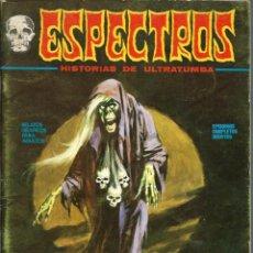 Cómics: ESPECTROS Nº 18 - HISTORIAS DE ULTRATUMBA - VERTICE 1973 - BIEN CONSERVADO. Lote 197236595