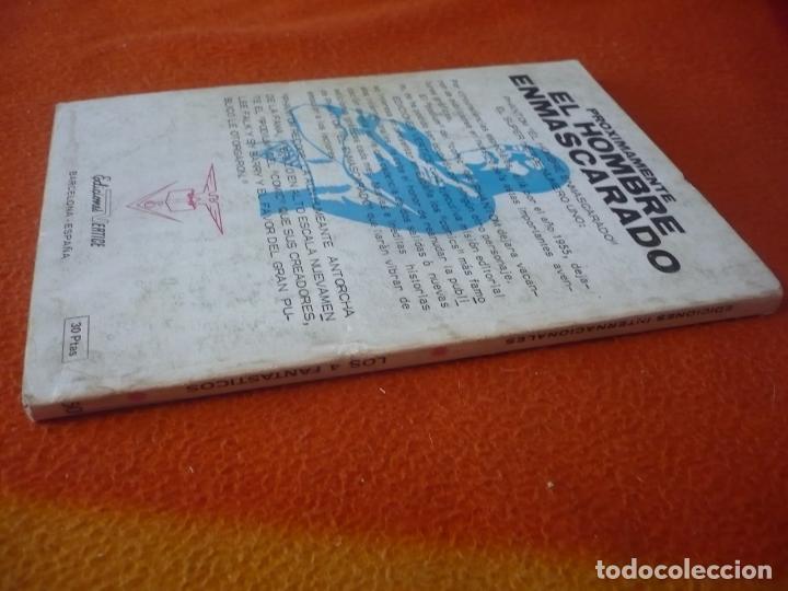 Cómics: LOS 4 FANTASTICOS VERTICE TACO VOL. 1 Nº 50 CAOS EN EL EDIFICIO BAXTER 1973 - Foto 2 - 197294497