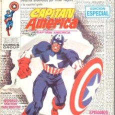 Comics : CAPITAN AMERICA VOLUMEN 1 Nº 3. VERTICE MUY BUEN ESTADO. Lote 197317108