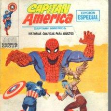 Cómics: CAPITAN AMERICA VOLUMEN 1 Nº 18. VERTICE . Lote 197317336