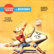 Cómics: SELECCIONES VERTICE DE AVENTURAS TACO Nº 90 VERTICE. Lote 197319330
