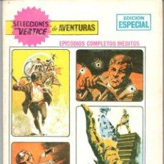 Cómics: SELECCIONES VERTICE DE AVENTURAS TACO Nº 85 VERTICE. Lote 197320170