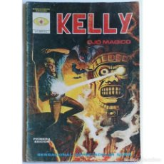 Cómics: KELLY Nº 1 / OJO MÁGICO / VERTICE / MUNDI COMICS 1981 (TOM TULLY & FRANCISCO SOLANO LÓPEZ). Lote 197326062