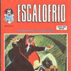 Cómics: ESCALOFRIO NUMERO 60 . MUY BUEN ESTADO. Lote 197328558