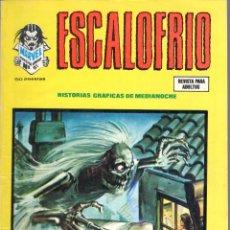 Comics : ESCALOFRIO NUMERO 61 . MUY BUEN ESTADO. Lote 197328633