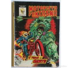 Cómics: MOTORISTA FANTASMA Nº 1 / MARVEL / VERTICE / MUNDI COMICS 1981 (MICHAEL FLEISHER & DON PERLIN). Lote 197334255