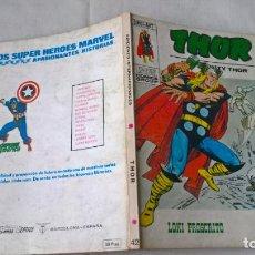 Cómics: COMIC: THOR Nº 42. Lote 197376208