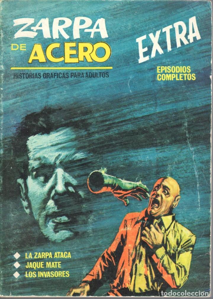 ZARPA DE ACERO EXTRA NUMERO 2. VERTICE . MUY BUEN ESTADO (Tebeos y Comics - Vértice - Fleetway)
