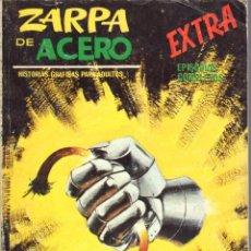 Cómics: ZARPA DE ACERO EXTRA NUMERO 4. VERTICE . MUY BUEN ESTADO. Lote 197408078