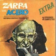 Cómics: ZARPA DE ACERO EXTRA NUMERO 5. VERTICE . MUY BUEN ESTADO. Lote 197408153