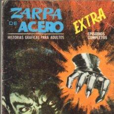 Cómics: ZARPA DE ACERO EXTRA NUMERO 6. VERTICE . BUEN ESTADO. Lote 197408275