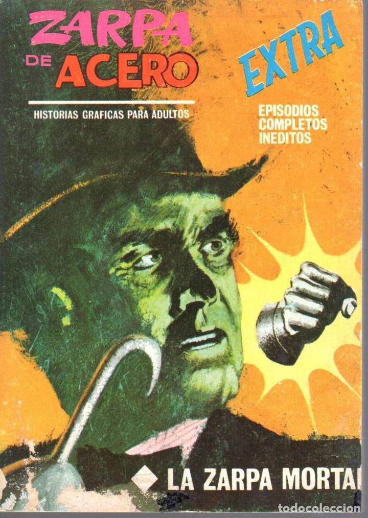 ZARPA DE ACERO EXTRA NUMERO 7. VERTICE . BUEN ESTADO (Tebeos y Comics - Vértice - Fleetway)