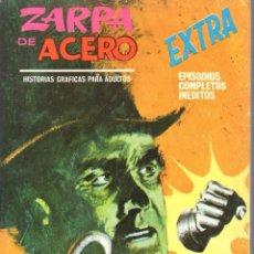 Cómics: ZARPA DE ACERO EXTRA NUMERO 7. VERTICE . BUEN ESTADO. Lote 197408570