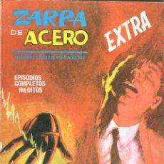 Cómics: ZARPA DE ACERO EXTRA NUMERO 12. VERTICE . MUY BUEN ESTADO. Lote 197409152