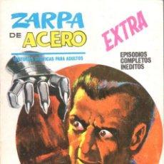 Cómics: ZARPA DE ACERO EXTRA NUMERO 13. VERTICE . MUY BUEN ESTADO. Lote 197409332