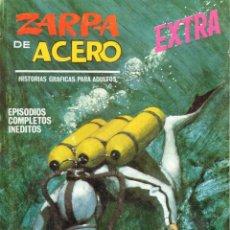 Cómics: ZARPA DE ACERO EXTRA NUMERO 20. VERTICE . BUEN ESTADO. Lote 197410492