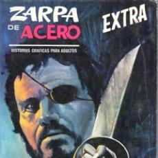 Comics : ZARPA DE ACERO EXTRA NUMERO 22. VERTICE . MUY BUEN ESTADO. Lote 197410733