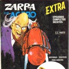 Comics : ZARPA DE ACERO EXTRA NUMERO 24. VERTICE . MUY BUEN ESTADO. Lote 197410973